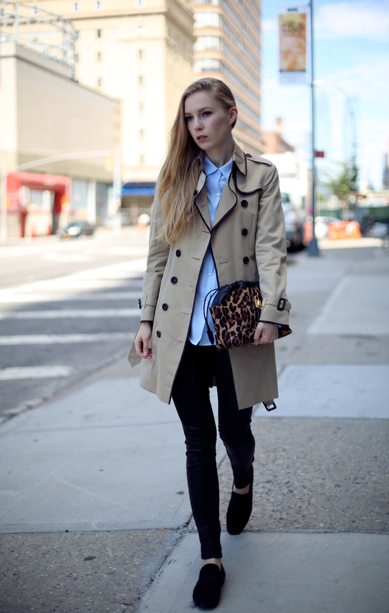 Art of the trench | Fashion Squad
