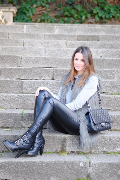zina fashion vibe black pants