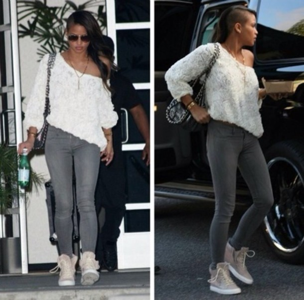 Sweater Cassie Cassie Ventura Wheretoget