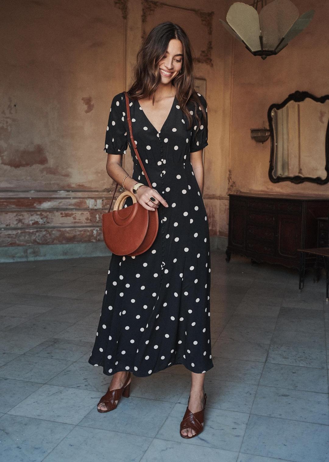 Sézane - Sollie dress