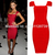 Aliexpress.com : Buy 2014 Popular Celebrities Style Solid Backless Red Boat Neck Bandage Dress Miranda Kerr Same Dress Party Dress H002 Free Shipping from Reliable dress unicorn suppliers on Lady Go Fashion Shop