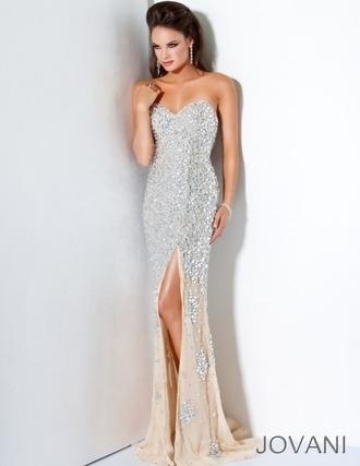 dress prom dress jovani long prom dress sparkle dress