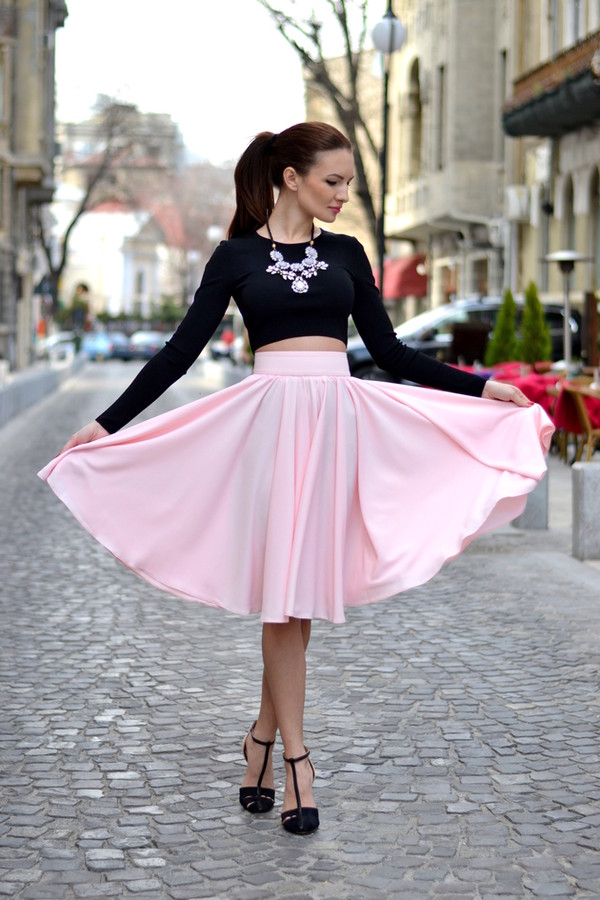 my silk fairytale t-shirt skirt shoes jewels