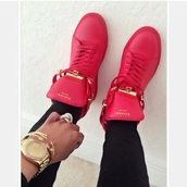 shoes,gold,sneakers,jewels,watch,red,gloves,bracelets,love,gold bracelet,diamonts