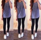 shirt,t-shirt,pants,leggings,tight