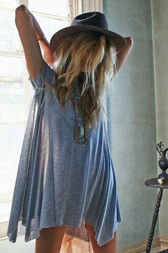 dress loose tshirt t-shirt dress