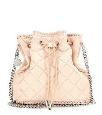 quilted bag bucket bag