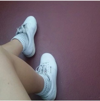 shoes white shoes