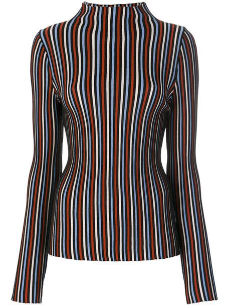 Christian Wijnants jumper women black wool sweater