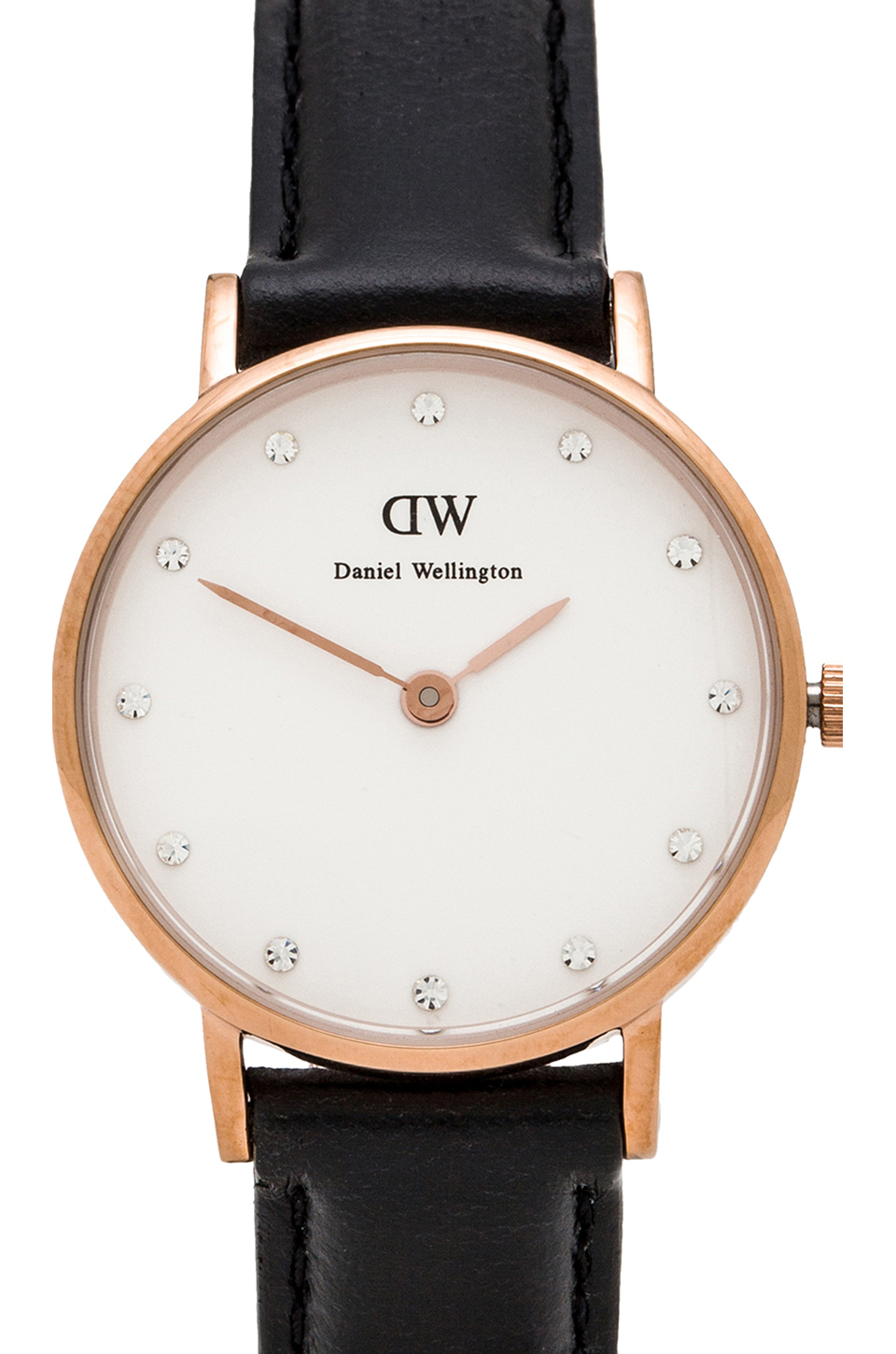 Daniel wellington classy sheffield lady 26mm in rose gold from revolveclothing.com