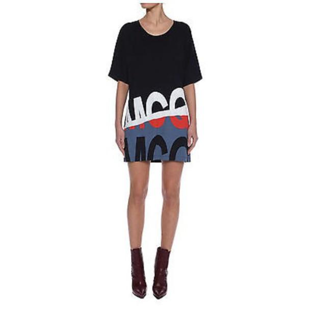 dress black dress little black dress heels high heels mcq t-shirt dress spring shoes