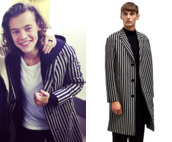 harry styles,fall outfits,mens coat