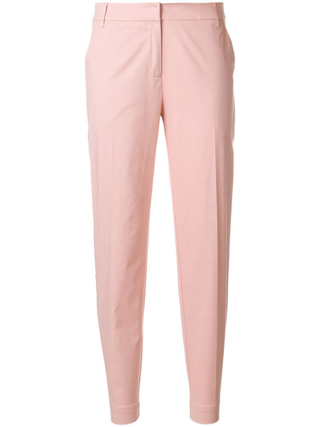 ESSENTIEL ANTWERP women spandex cotton purple pink pants