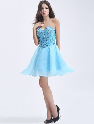 blue homecoming dresses homecoming dress