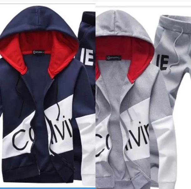 jacket calvin klein set calvin klein