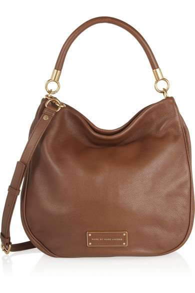 Marc by Marc Jacobs | Too Hot to Handle leather shoulder bag | NET-A-PORTER.COM