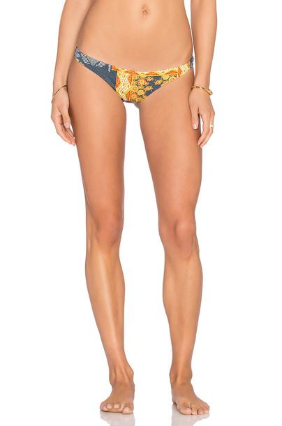 Tigerlily bikini blue