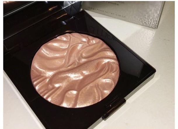 make-up highlight gold highlight makeup palette face makeup face makeup``