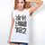 Blink 182 Shirt Tank Top T Shirts Muscle Tee Shirt Women Tshirt Size S M L