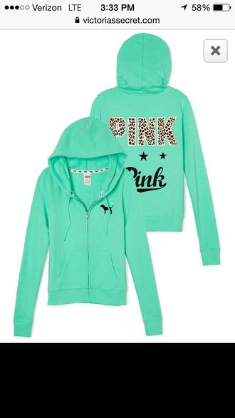 jacket turquoise