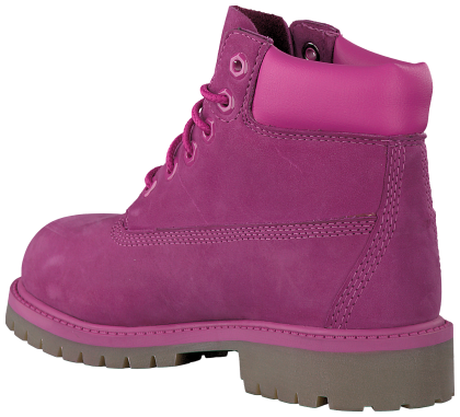 Timberland Boots 6IN PRM WP BOOT KIDS Roses Pink pLjvs5G