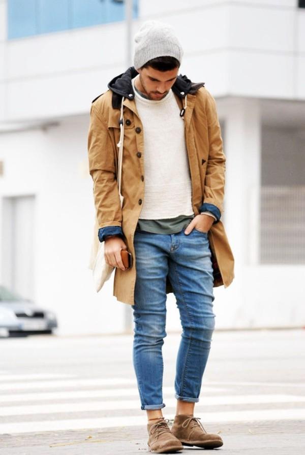 jacket hipster menswear vintage hat pants