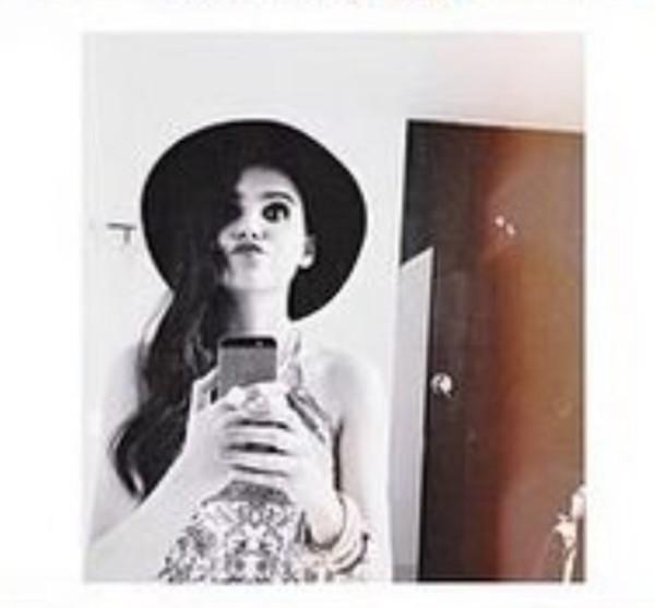 hat black fashion hat classic