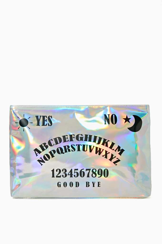 Cosmic Ouija Clutch | Shop Bags at Nasty Gal