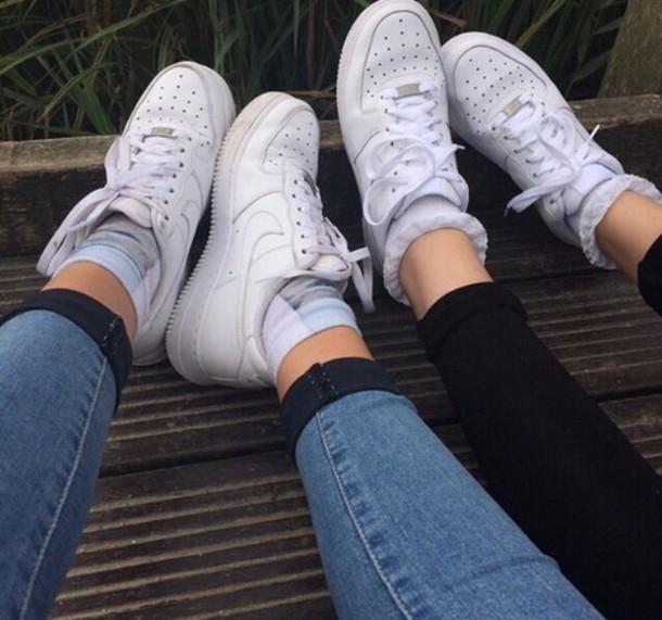 1f243ef1e8 shoes nike white sneakers nike sneakers white sneakers nike white high top  sneakers nike high tops
