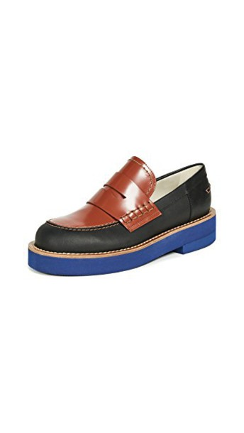 MARNI loafers black shoes