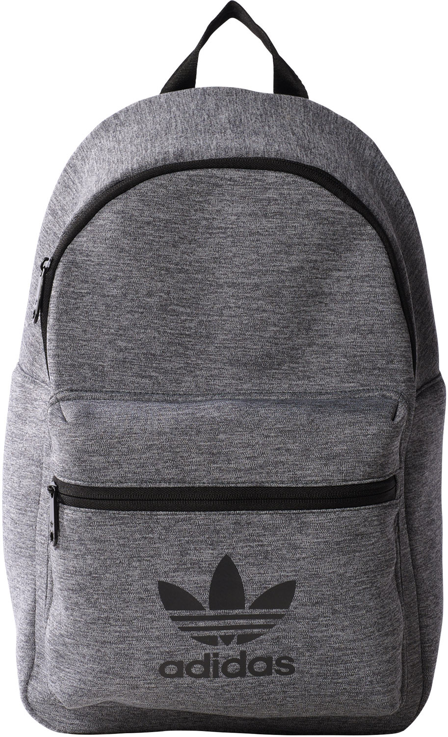 Adidas Classic Jersey Backpack Grey Black