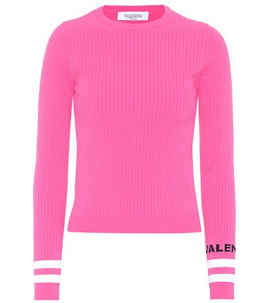Valentino sweater pink