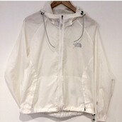 jacket,women's north face,mens north face,guys,girl,north face,transparent,translucent,clear jacket,clear,windbreaker,vintage,hooded,rare,coat,menswear,mens windbreaker