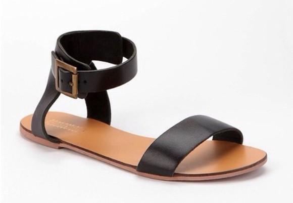 modernsandals urban outfitters twostrapsandals blacksandals sandals