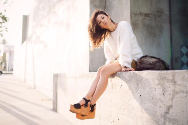 fashion toast sweater dress bag shoes sunglasses jewels skirt