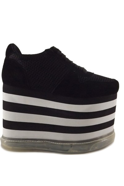 Highlight Black White - Jeffrey Campbell - Brands