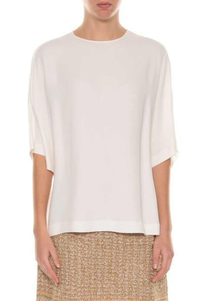 M Missoni blouse short top