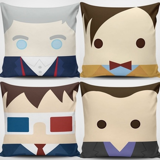 home accessory pillow doctor who