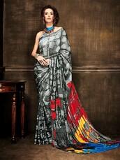 blouse,digital printed saree,casual saree online,buy saree online,ethnic wear usa