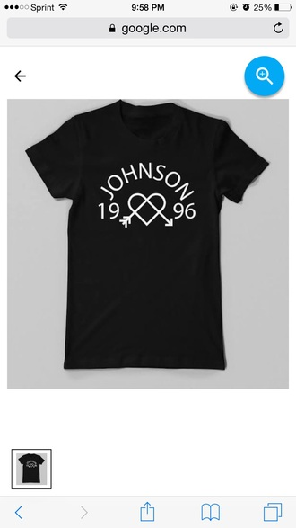 t-shirt jack johnson black t-shirt