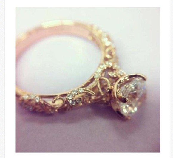jewels gold ring engagement ring rings and tings diamands