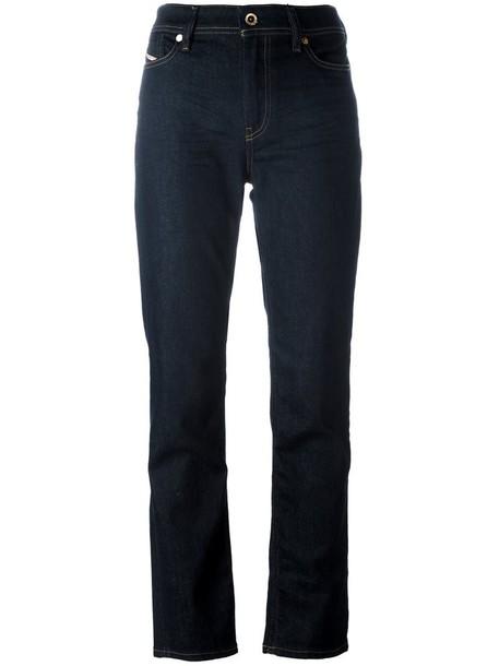 Diesel jeans straight jeans blue