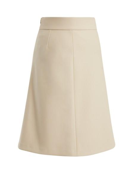 REDValentino skirt high