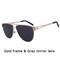 Luxury fashion sunglasses - 6 colors