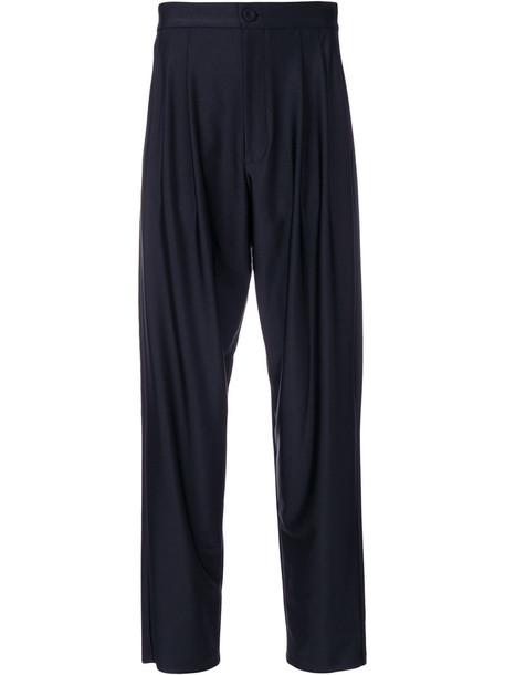 Erika Cavallini high women spandex black pants