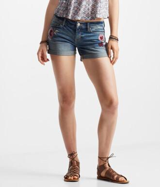 shorts denim denim shorts clothes cut off shorts