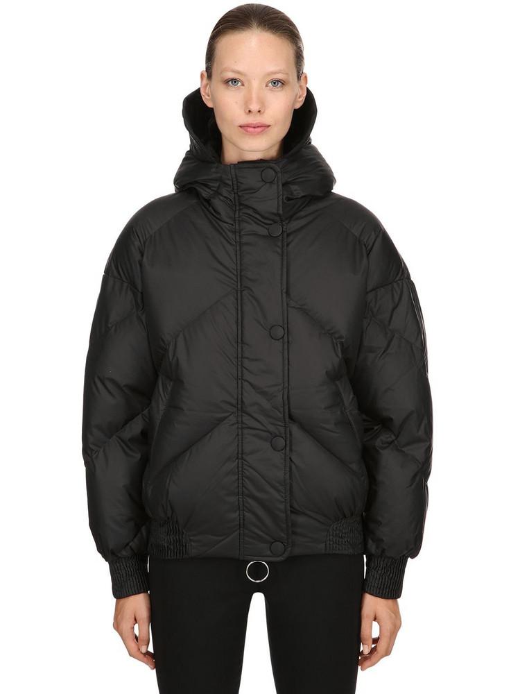 IENKI IENKI Oversized Dunlope Down Jacket in black