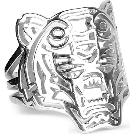 KENZO - Tiger ring | selfridges.com