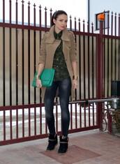 my silk fairytale,coat,shirt,jeans,shoes,bag,jewels