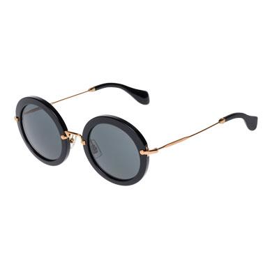 Miu Miu e-store · Eyewear · Acetate · Sunglasses SMU13N_E1AB_F01A1
